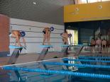 Competici�n de nataci�n de Daimiel, Verano 2012